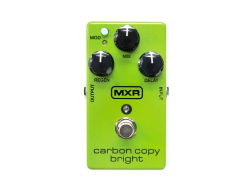 【500台限定】MXR M269SE CARBON COPY BRIGHTが近日入荷