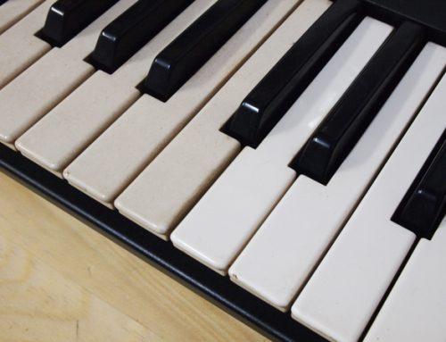 楽器のクリーニングに便利な溶剤