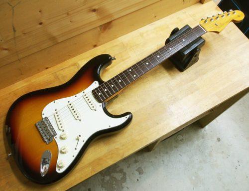 ソリッドギターでジャズ!レスポールとテレキャスターとストラトキャスターの可能性!