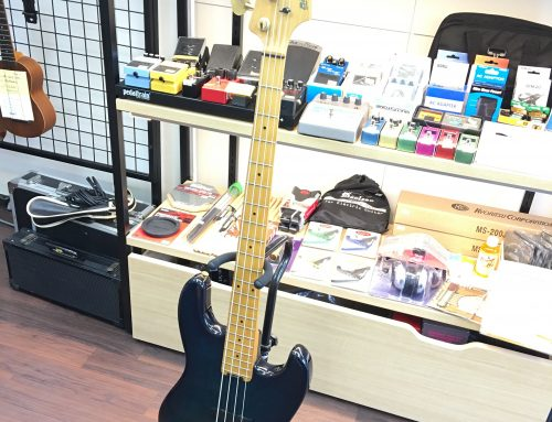 パプリカ東京店新着情報。ライブでもスタジオワークでも最適な楽器が入荷しました。