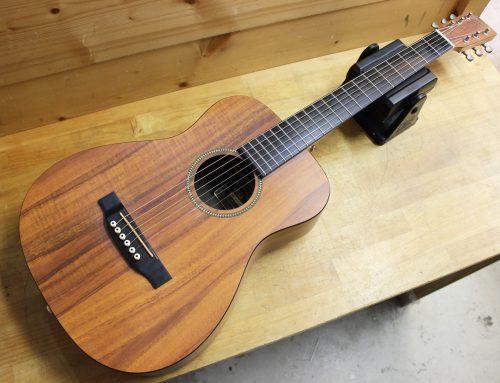 墨田区の楽器店、中古のミニギターが入荷しました。