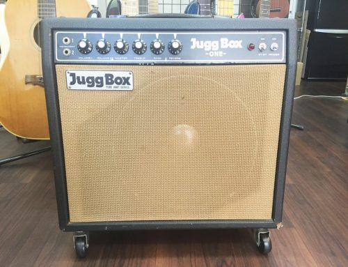 ALTEC製スピーカー搭載の日本ハモンド製真空管アンプをご紹介!Jugg Box One!