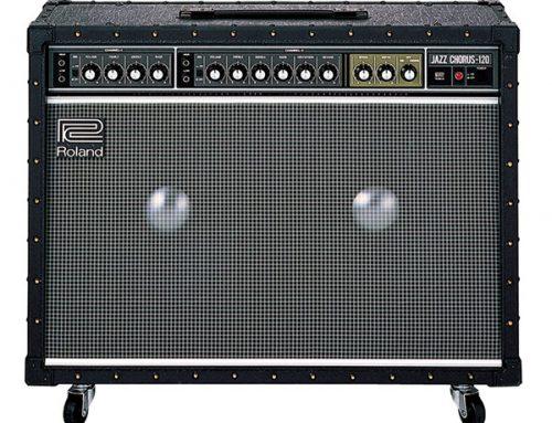 ジャズコはジャズギター用アンプなのか。Roland JC-120とサウンドメイクのお話。