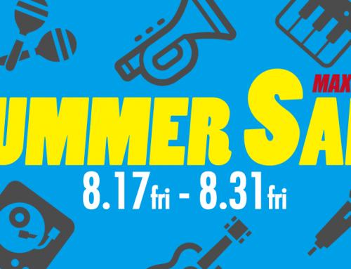 超お買い得!東京店Summer Sale情報!