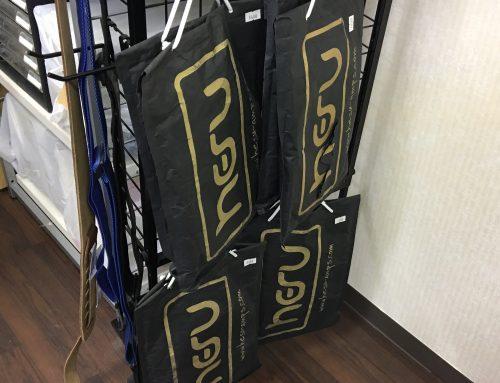 日本初上陸!HESU ケーブルを東京店で試せます!!