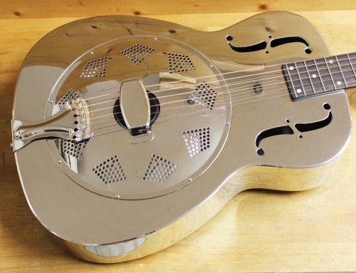 メタルボディのリゾネーター・ギター入荷!Epiphone Dobro Hound Dog M-14ご紹介!