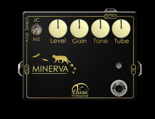 【新製品情報】Vivie MINERVA Over Drive【12/1発売・予約受付中】